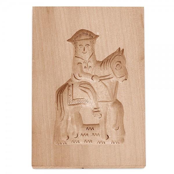 Holz-Prägeform St. Martin ca. 15 x 9 cm