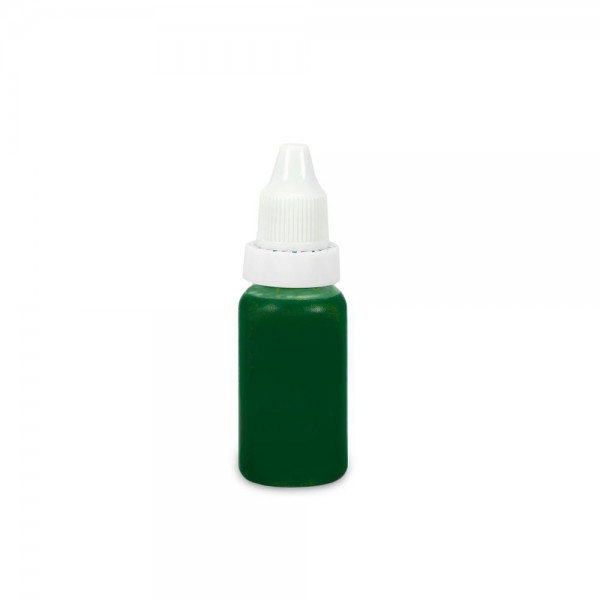 Speisefarbe Airbrush Hellgrün 14 ml