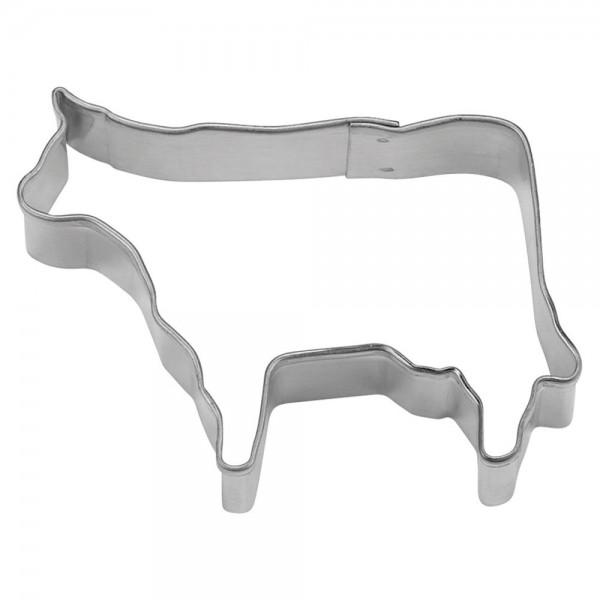 Ausstecher Kuh ca. 7 cm