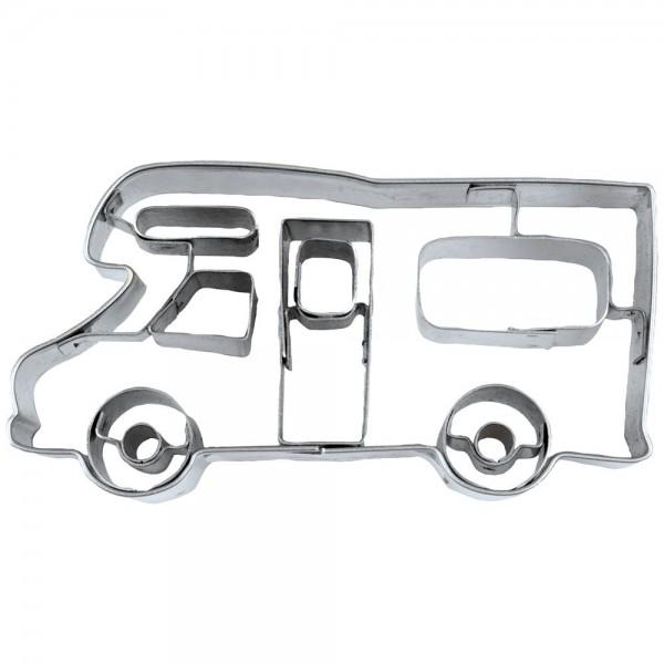 Prägeausstecher Wohnmobil ca. 8 cm