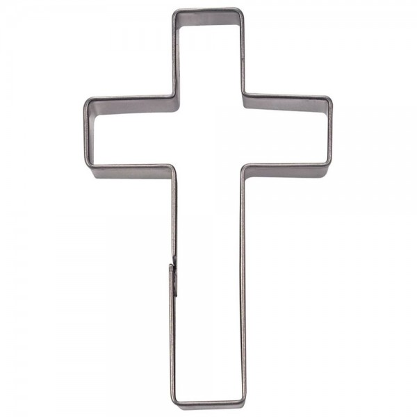 Ausstecher Kreuz ca. 7 cm