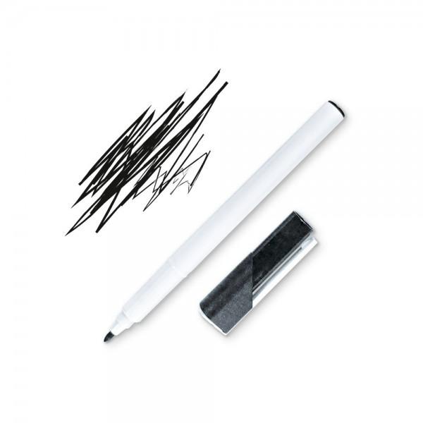 Speisefarbe Stift Schwarz