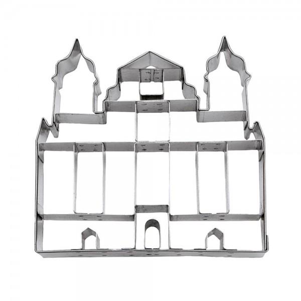 Prägeausstecher Augsburger Rathaus ca. 10 cm