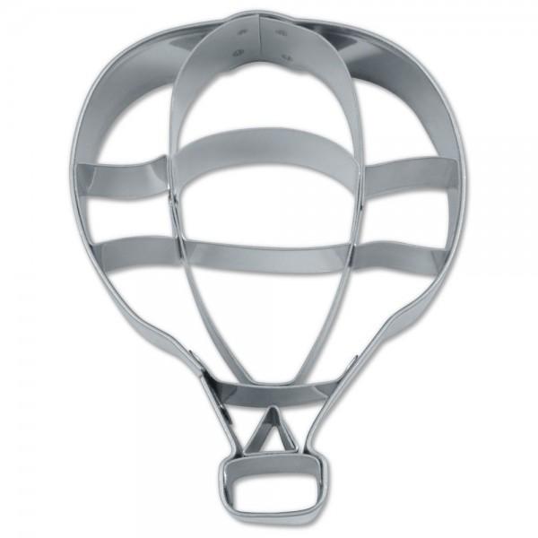 Prägeausstecher Heißluftballon ca. 6,5 cm
