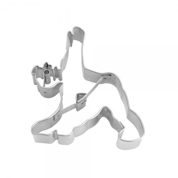 Ausstecher Dreieck ca. 7,5 cm BRIGITTEs Yogastunde
