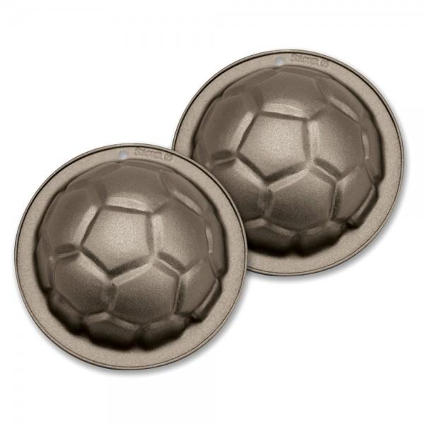 Motivbackform Pepe der Fußball ca. ø 8,5 / H 4 cm Mini 2 Stück 150 ml