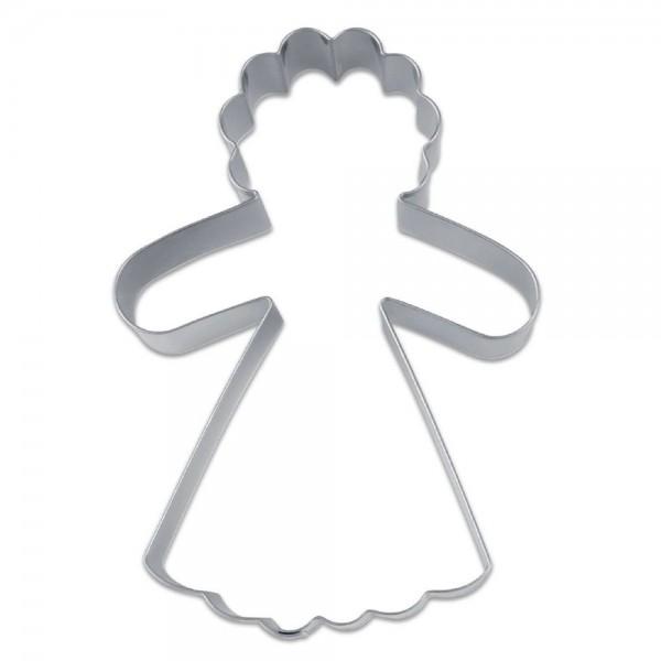 Ausstecher Lebkuchenfrau ca. 9 cm
