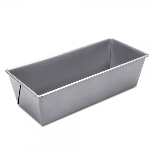 We-Love-Baking Kastenform ca. 24 x 10 x 7 cm Silber 1.500 g