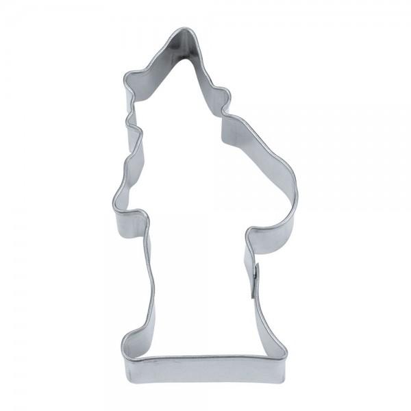 Ausstecher Weihnachtsmann ca. 7 cm